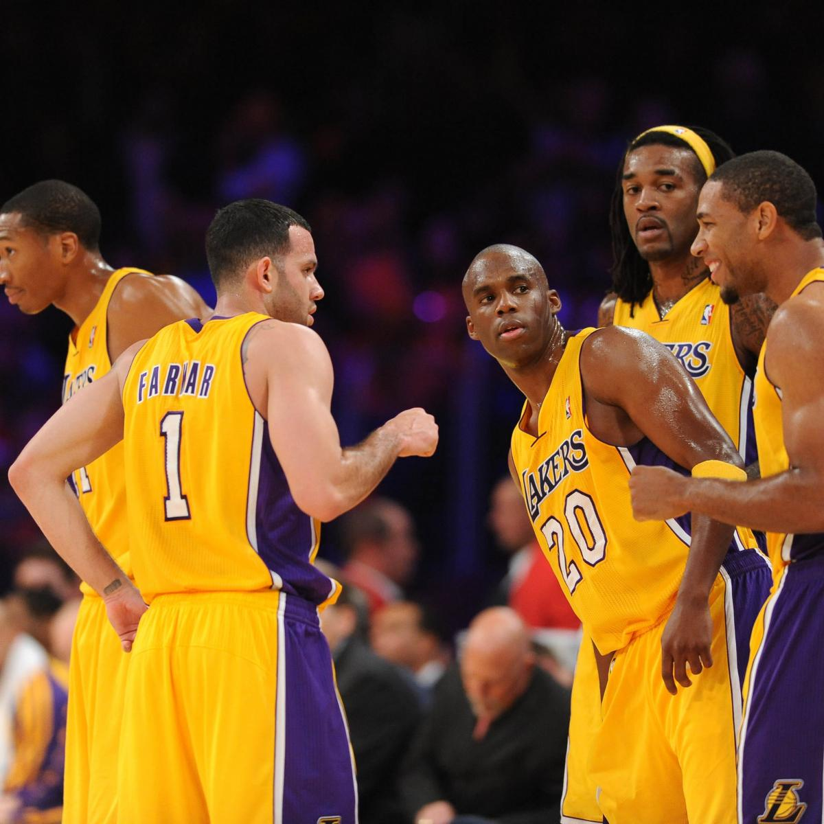 Lakers' Bench Play Will Be Biggest Key To LA Eclipsing