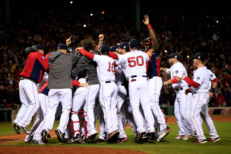 Boston Red Sox Parade 2013 Route Date Time Live Stream