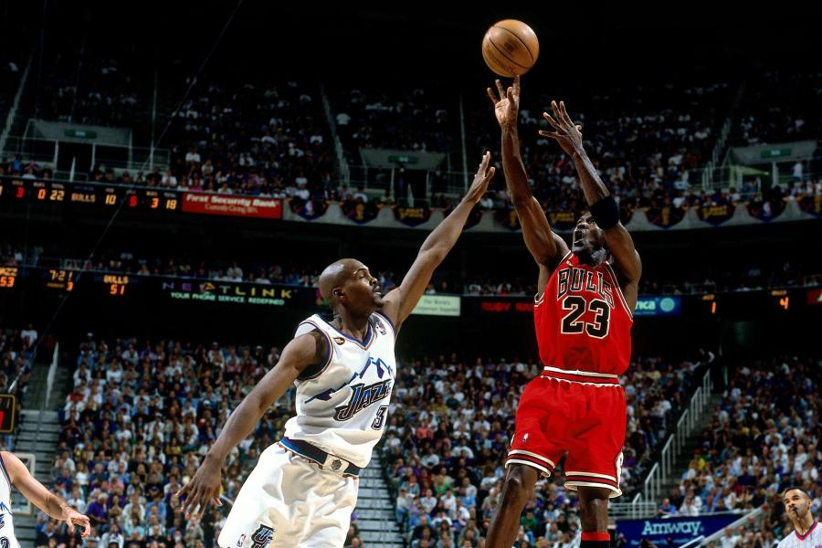sports shoes c3226 d2394 Michael Jordan Allegedly Opted Out of a 1-on-1 Game Against ...