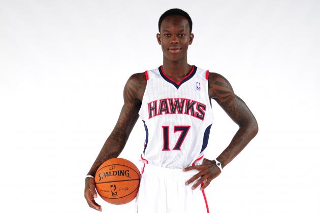 What To Expect From Dennis Schroders Rookie Season With Atlanta Hawks