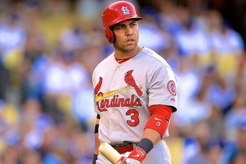Can The St Louis Cardinals Afford To Lose Carlos Beltran S