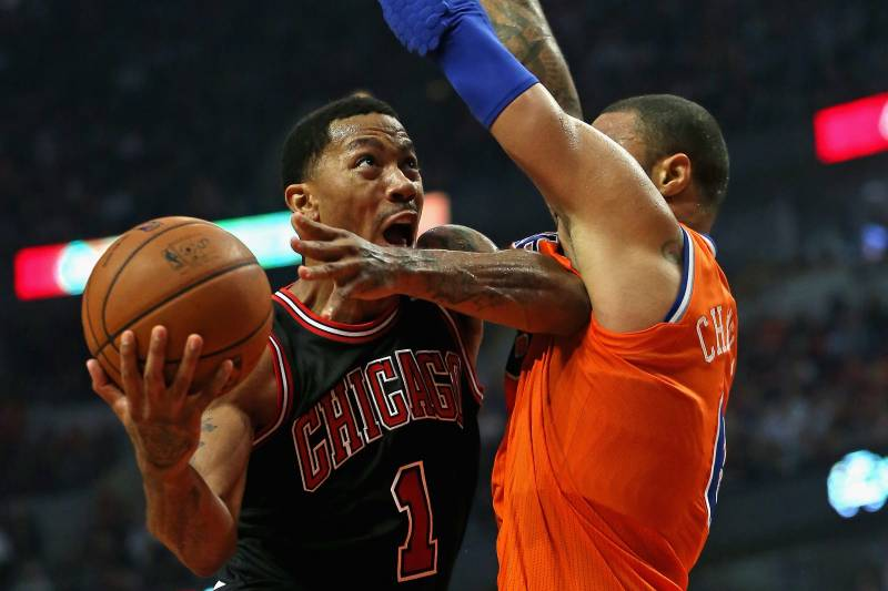d67a3607fa36 Derrick Rose s Game-Winner Illustrates Star Guard Nearly Back to His ...