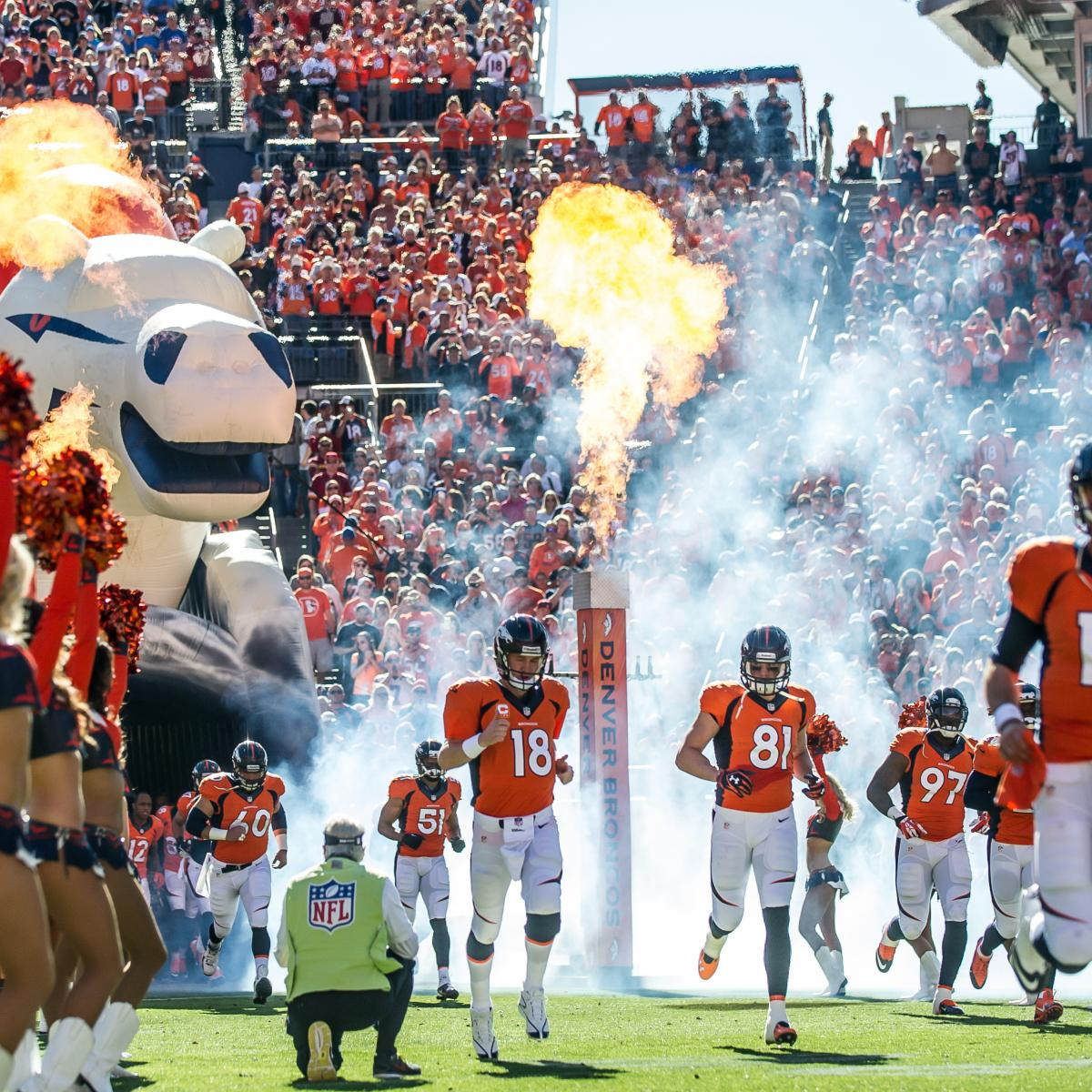 Denver Broncos: Dominance May Be Slipping, But Broncos