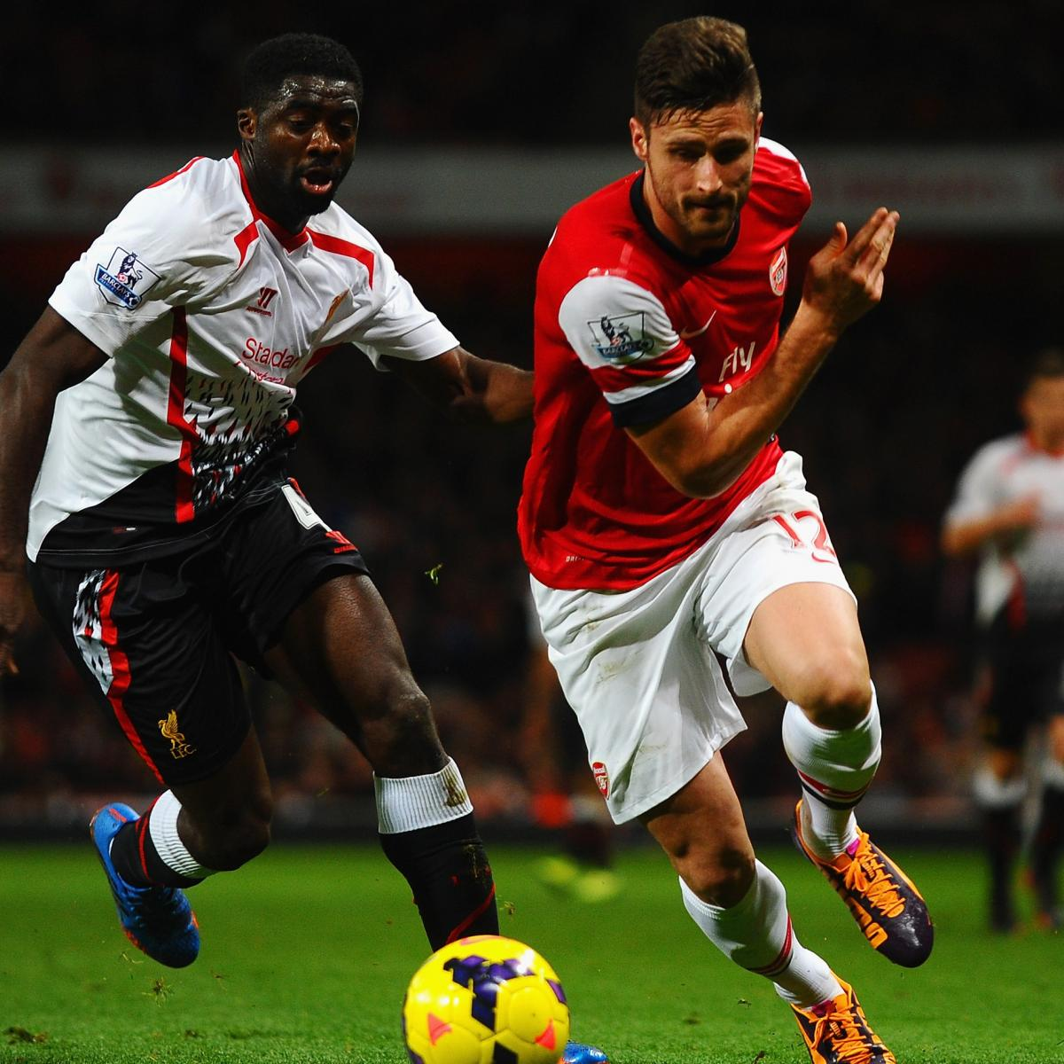 Arsenal Vs Tottenham Live Score Highlights From Premier: Arsenal Vs. Liverpool: Premier League Live Score