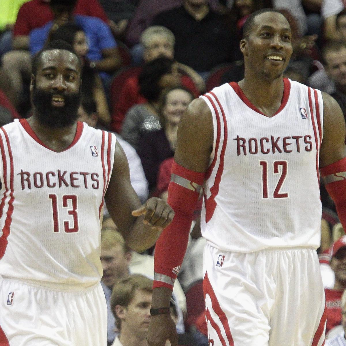 Houston Rockets Vs Utah Jazz: Houston Rockets Vs. Utah Jazz: Grading Houston's