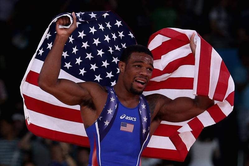c5997bcbc019 Jordan Burroughs Will Not Bring Olympic Gold Medal-Winning Wrestling to MMA