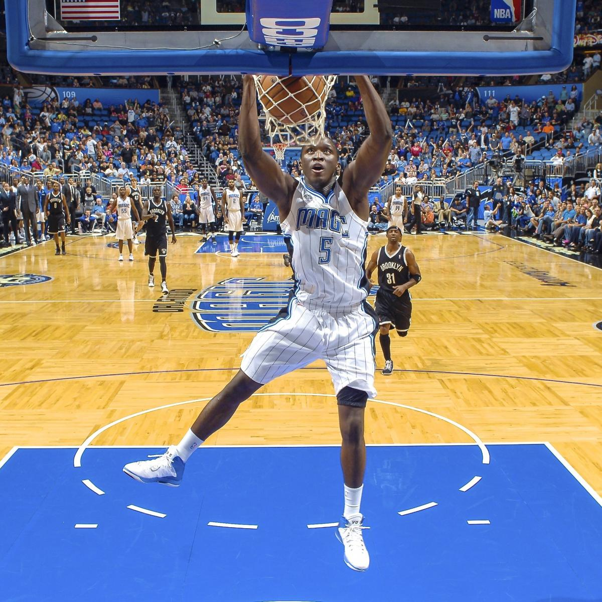 Magic Rookie Victor Oladipo Wants to Participate in 2014 ...