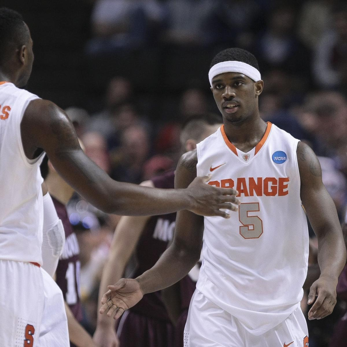 Syracuse Basketball Complete Roster Season Preview For