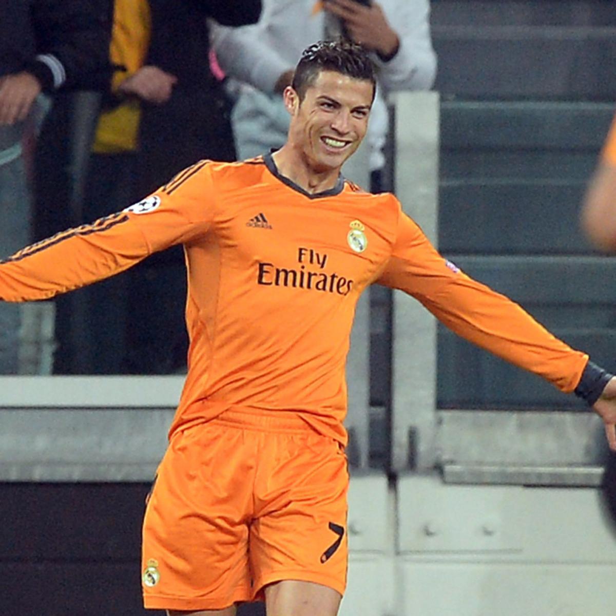 premium selection 0902e 090bd Cristiano Ronaldo Reacts After Breaking Lionel Messi's ...
