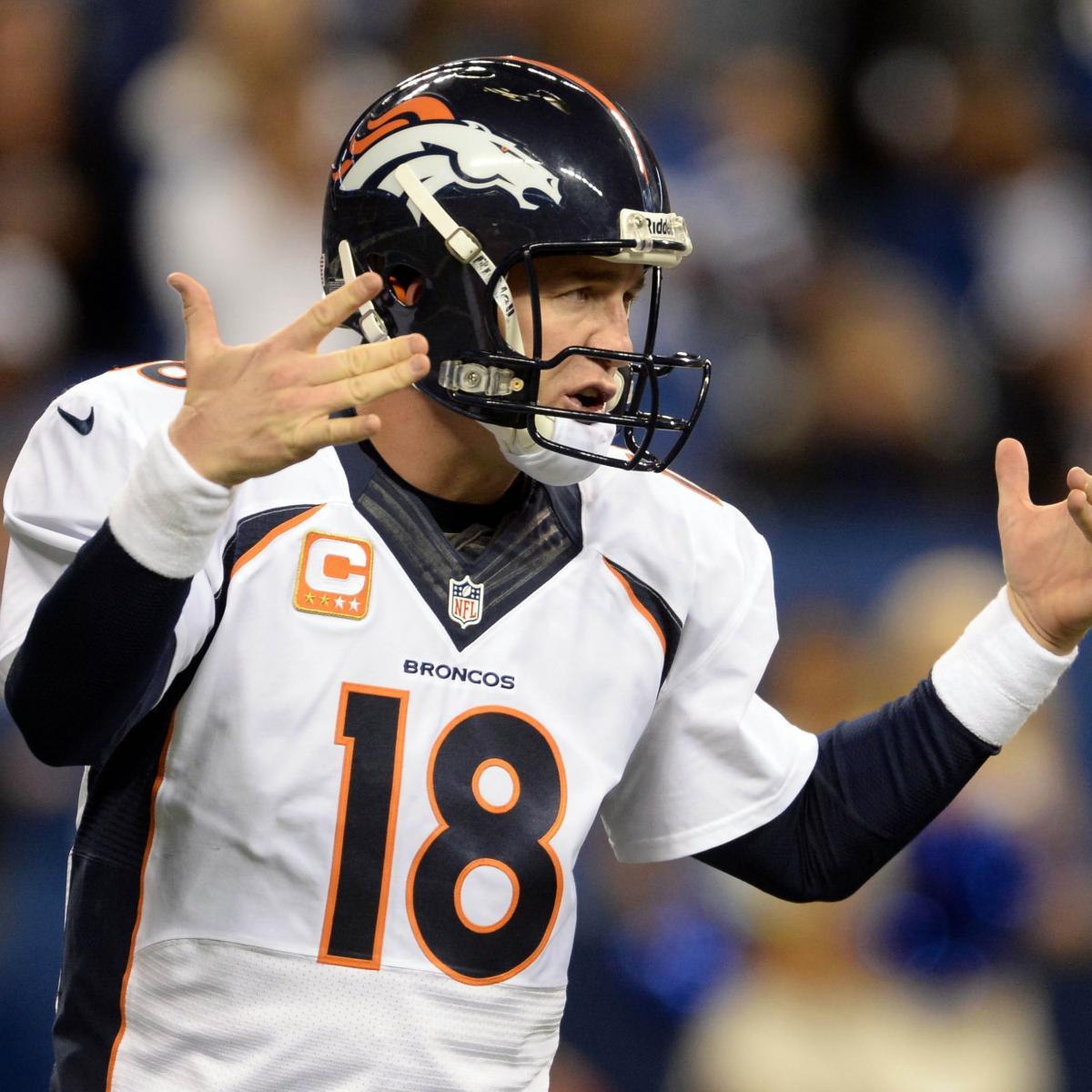 San Diego Chargers Bye Week: Denver Broncos Vs. San Diego Chargers: Breaking Down