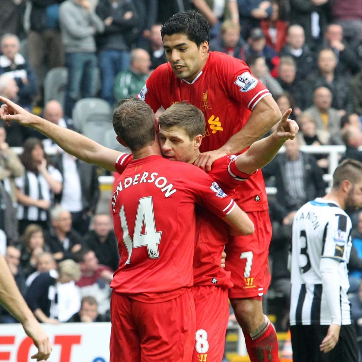 Luis Suarez And Steven Gerrard Reunited: Steven Gerrard Rates Luis Suarez Above Fernando Torres