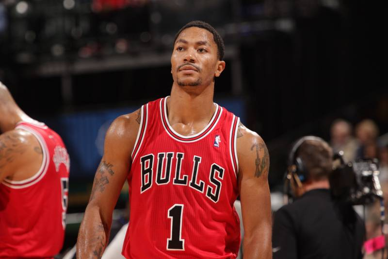 2c7a9fbb78e How Long Before We Start Worrying About Derrick Rose and Chicago Bulls