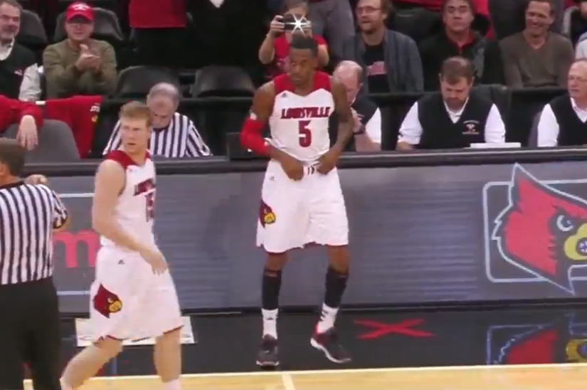 Kevin Ware Returns to Louisville Lineup for First Time Since
