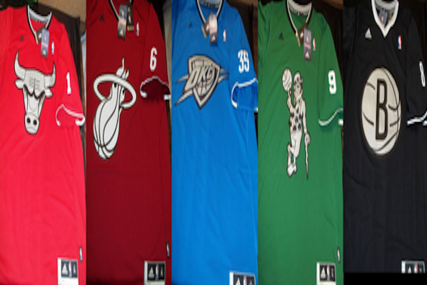 Christmas Jerseys.Are These The Nba S Christmas Day Uniforms Bleacher