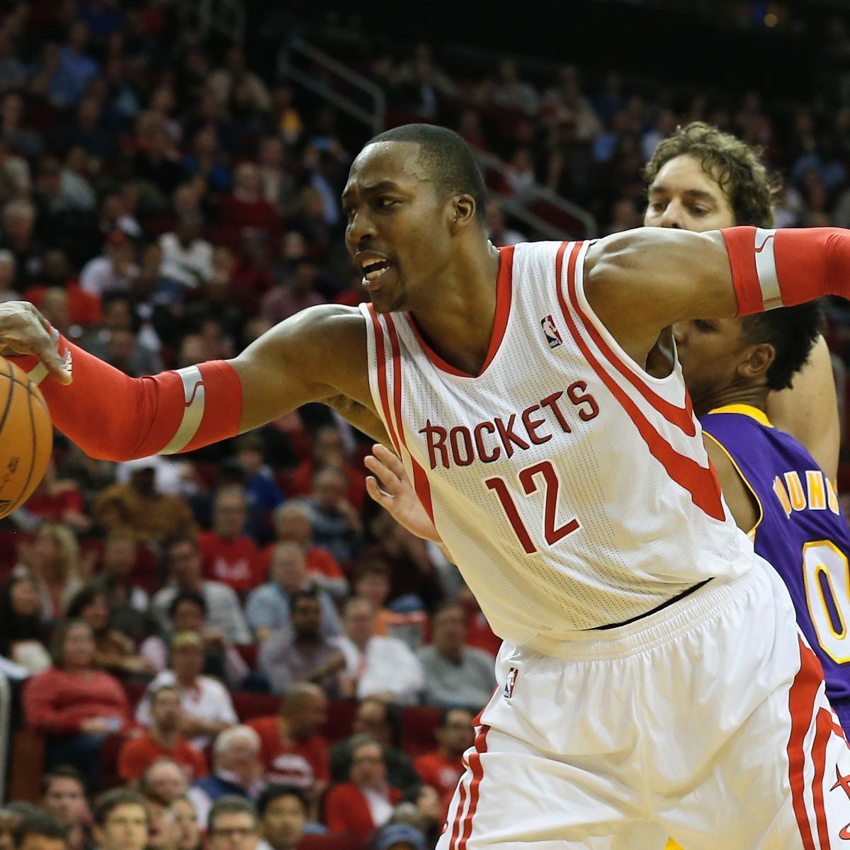 Houston Rockets Win Last Night: Laker Nation Trolls Dwight Howard Soundly During Laker Win