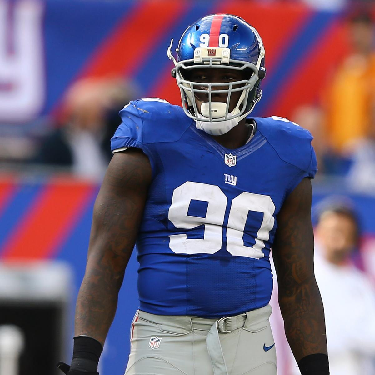 Jason Pierre Paul Pictures: New York Giants: DE Jason Pierre-Paul Can Rediscover