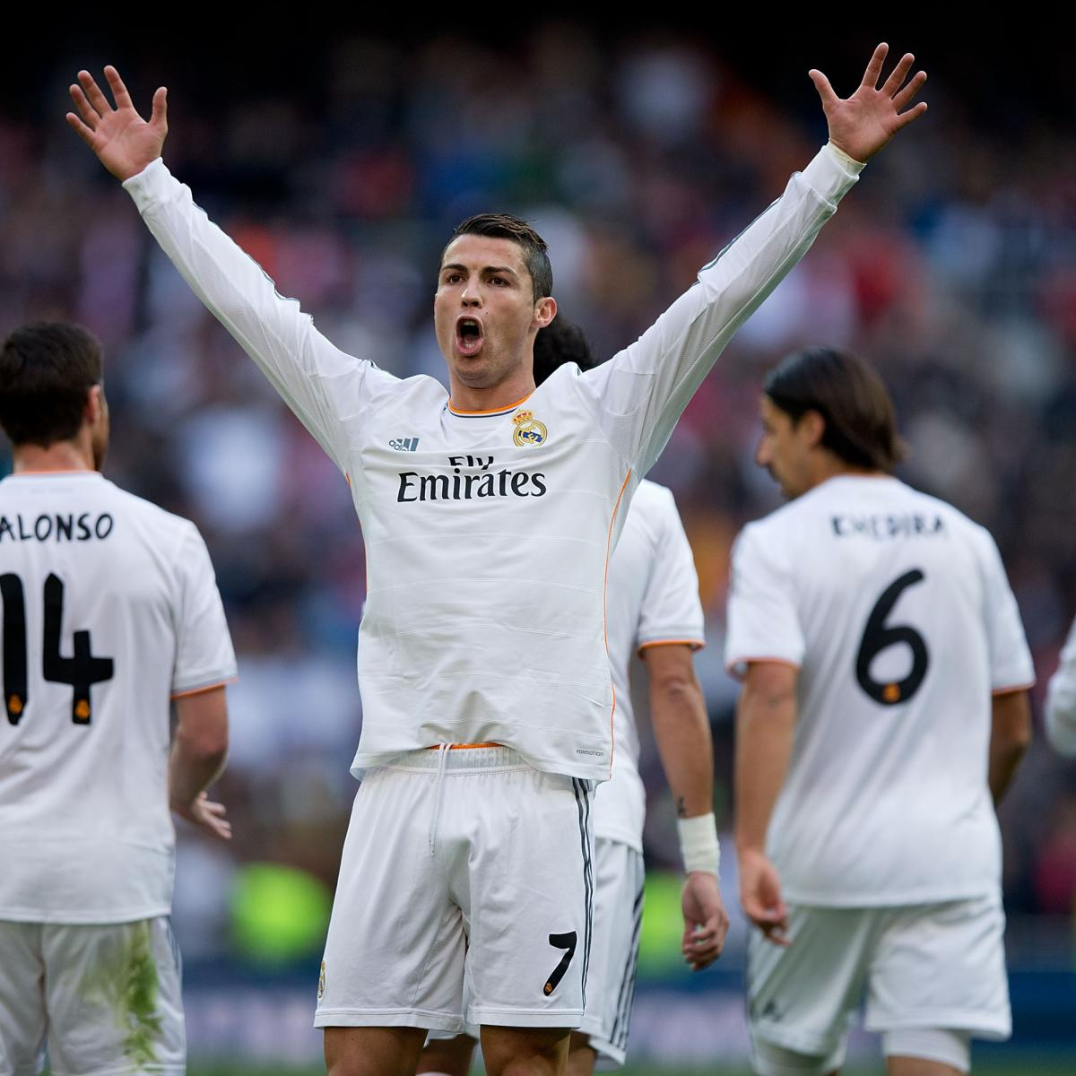 Real Madrid vs. Real Sociedad Score, Grades and Post-Match ...