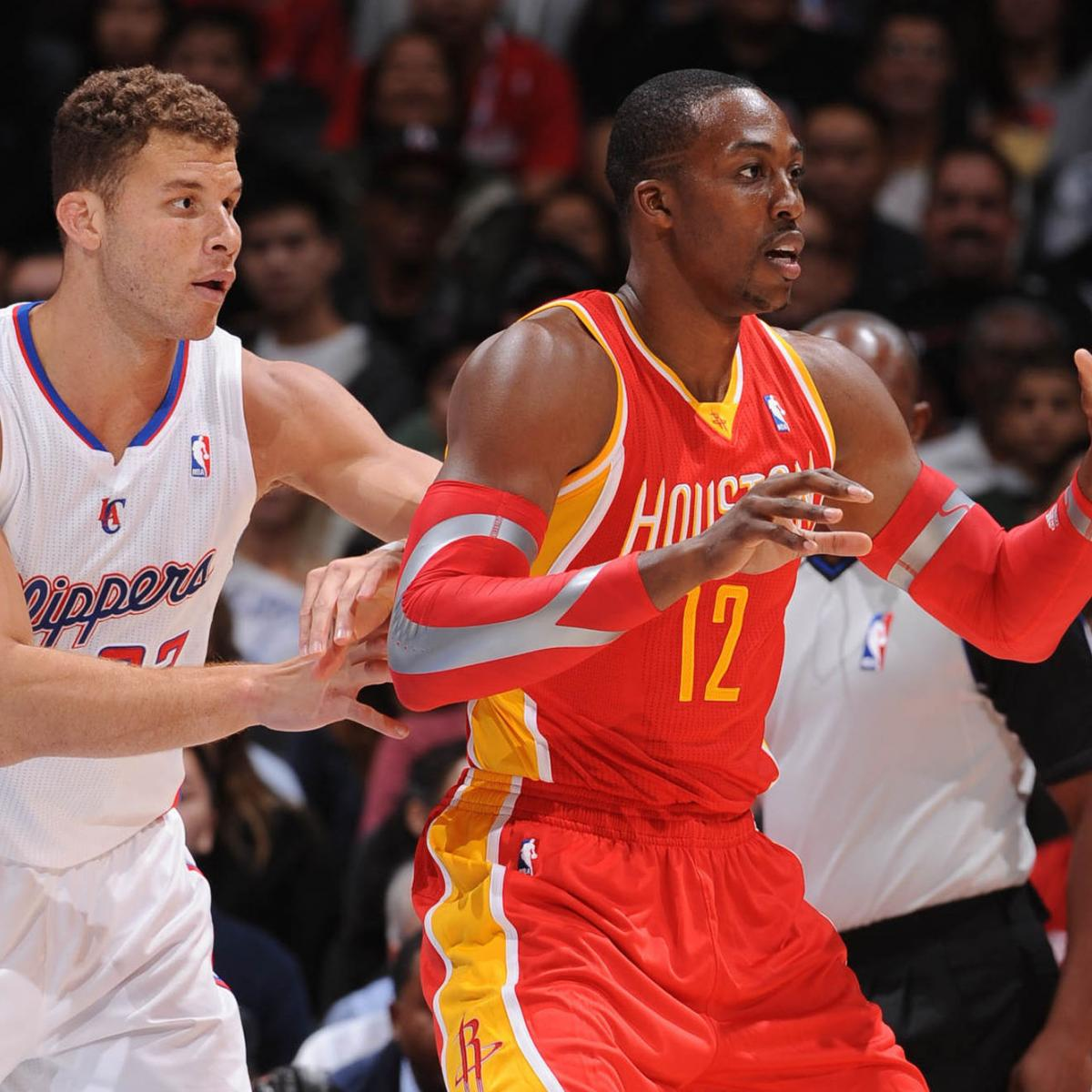 Houston Rockets Zach Lowe: Definitive Guide To LA Clippers Vs Houston Rockets And
