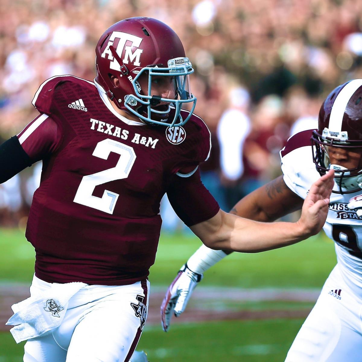 Mississippi State vs. Texas A&M: Live Score and Highlights ...