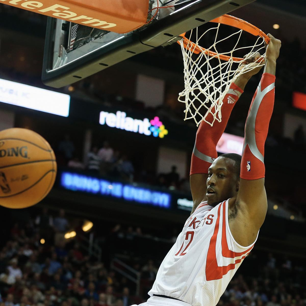 Houston Rockets Game Log: Dwight Howard Will Silence His Critics With His Play And