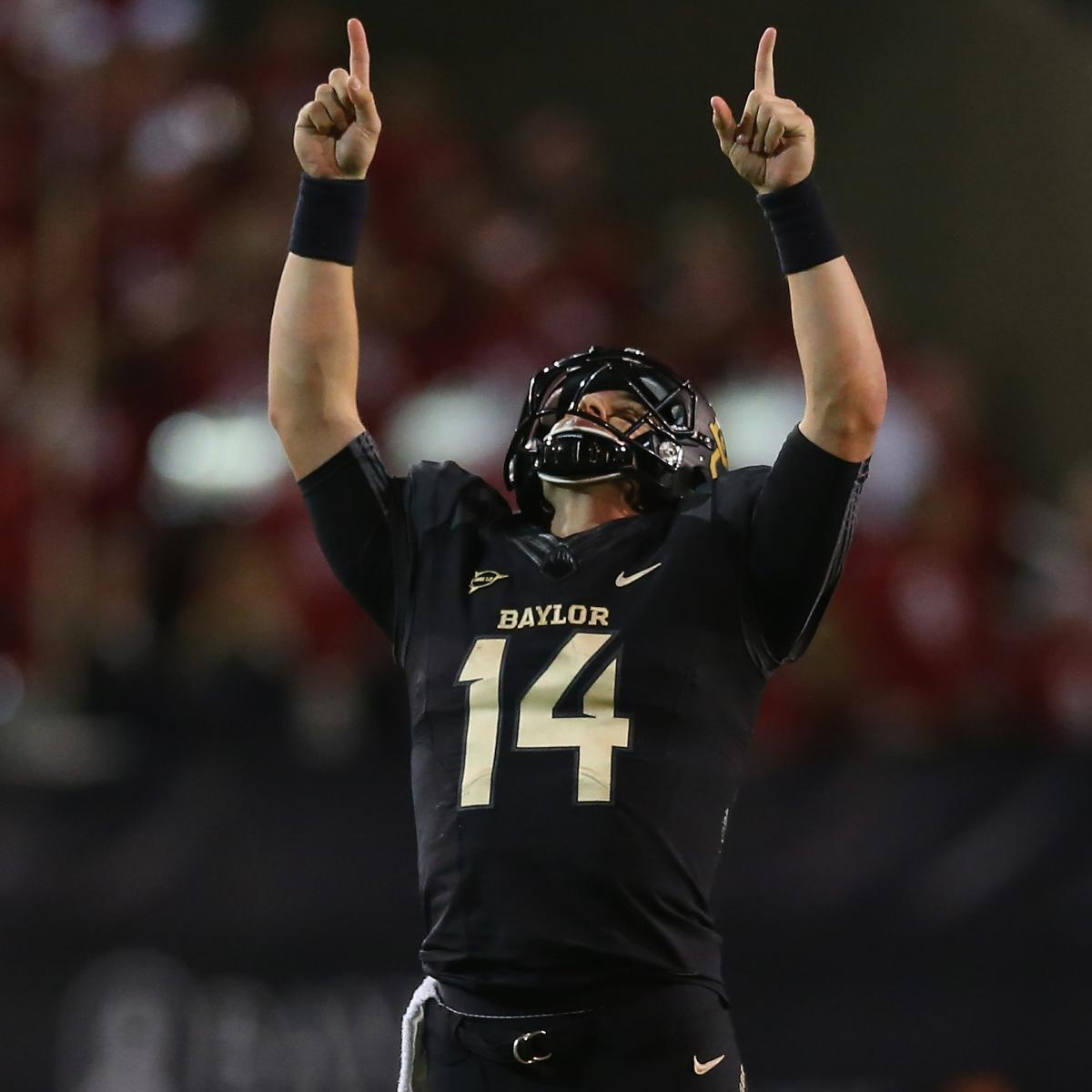 BCS Standings 2013: Complete Top 25 Order Revealed for ...