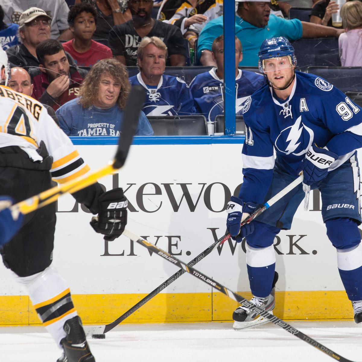 Tampa Bay Lightning vs. Boston Bruins: Tweets and ...Bruins Bleacher Report