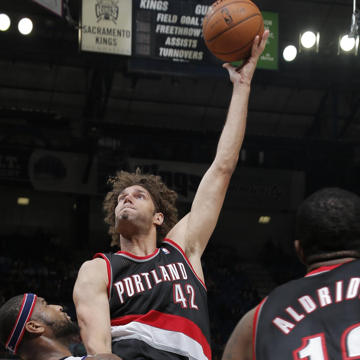 Portland Trail Blazers Contracts: Early Returns On Robin Lopez For Portland Trail Blazers