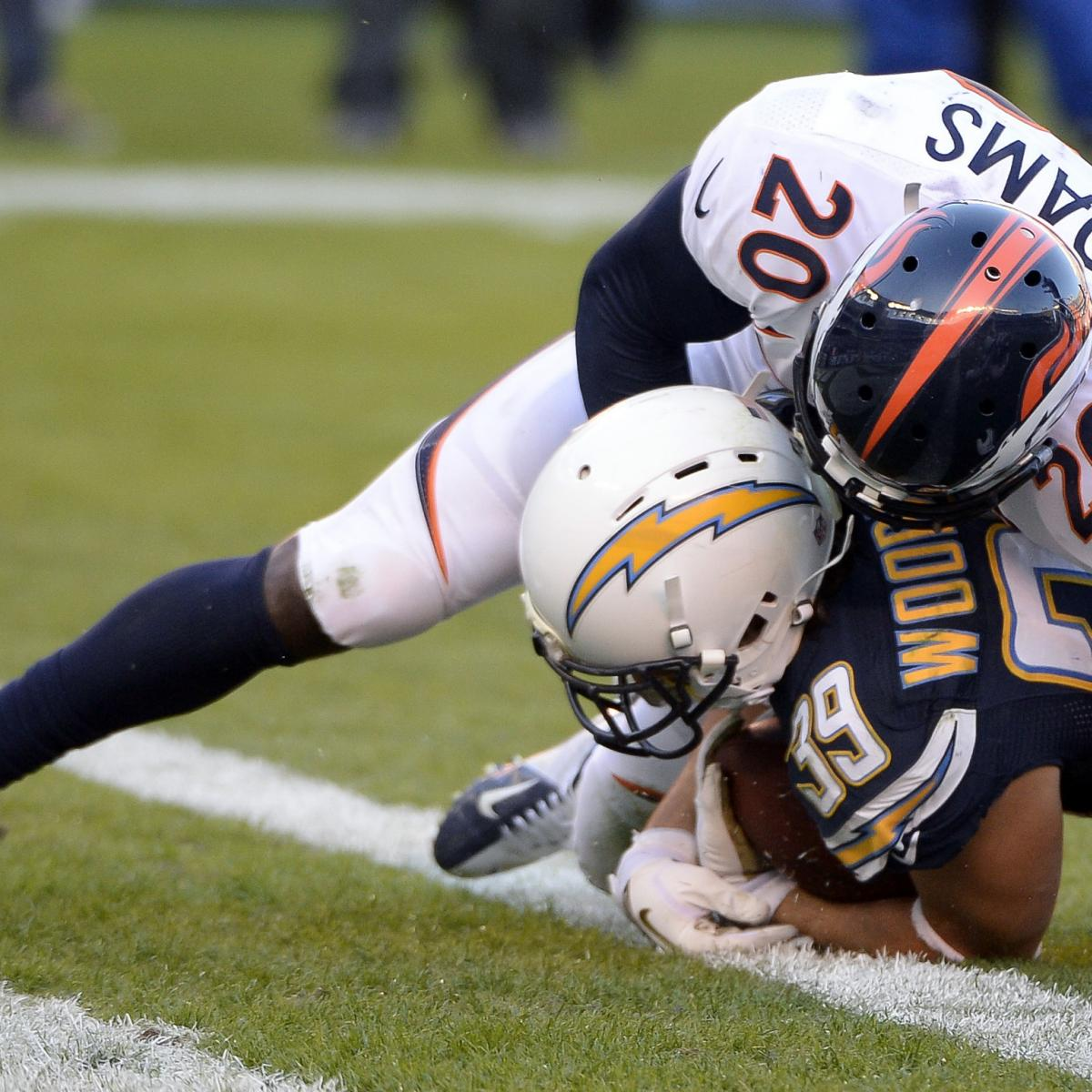 San Diego Chargers At Denver Broncos: San Diego Chargers Position Grades Vs. Denver Broncos