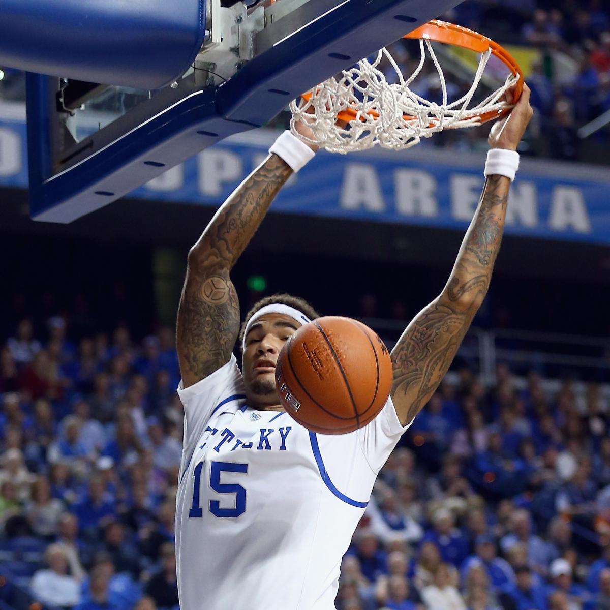 c972df685871 Kentucky Basketball  NBA Player Comparisons for Each Wildcats Starter