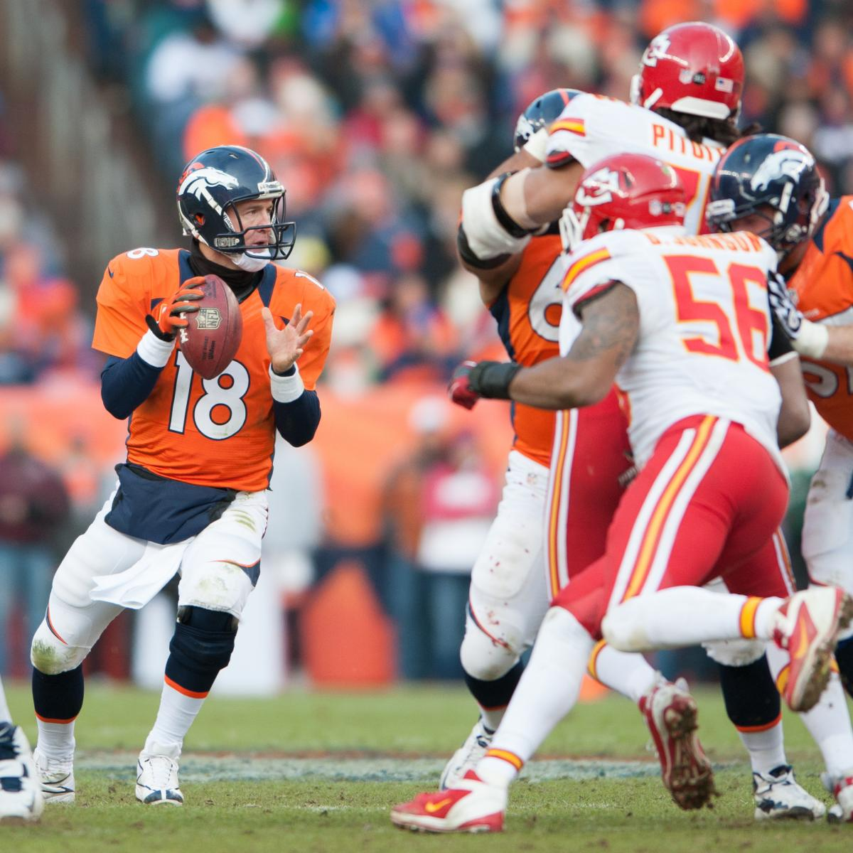 Chiefs Vs. Broncos: Who Has The Edge At Every Position