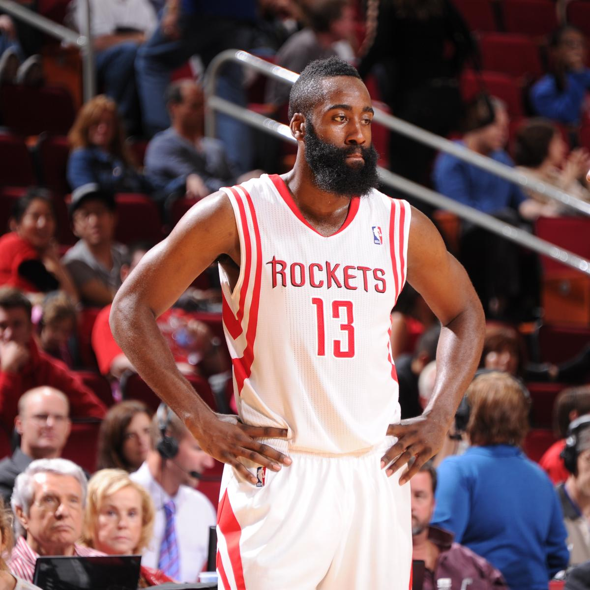 James Harden Rockets: Houston Rockets Need James Harden To Be A Better Leader