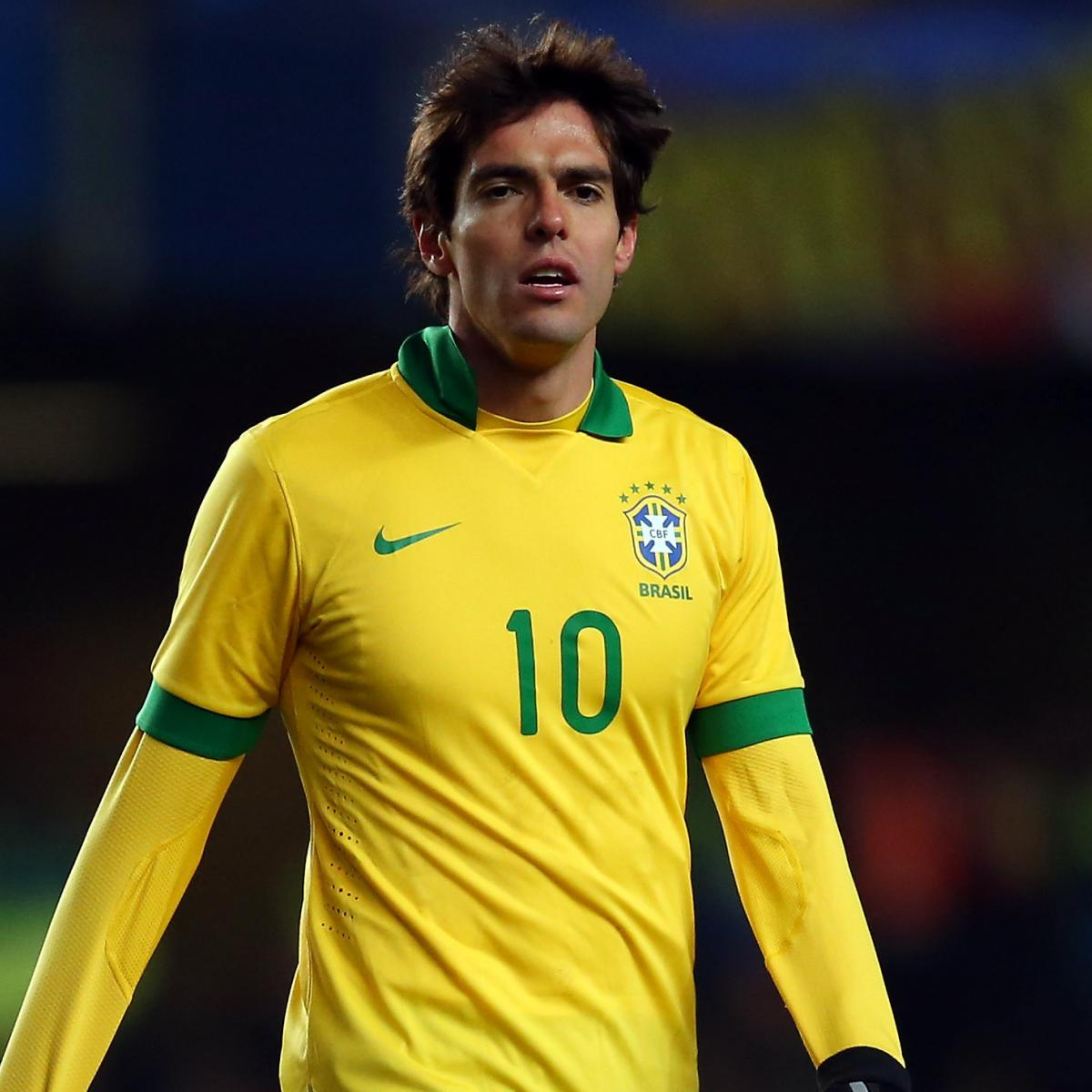 Kaka Brazil: Kaka's Second Coming Could Lead To Brazil Return For 2014