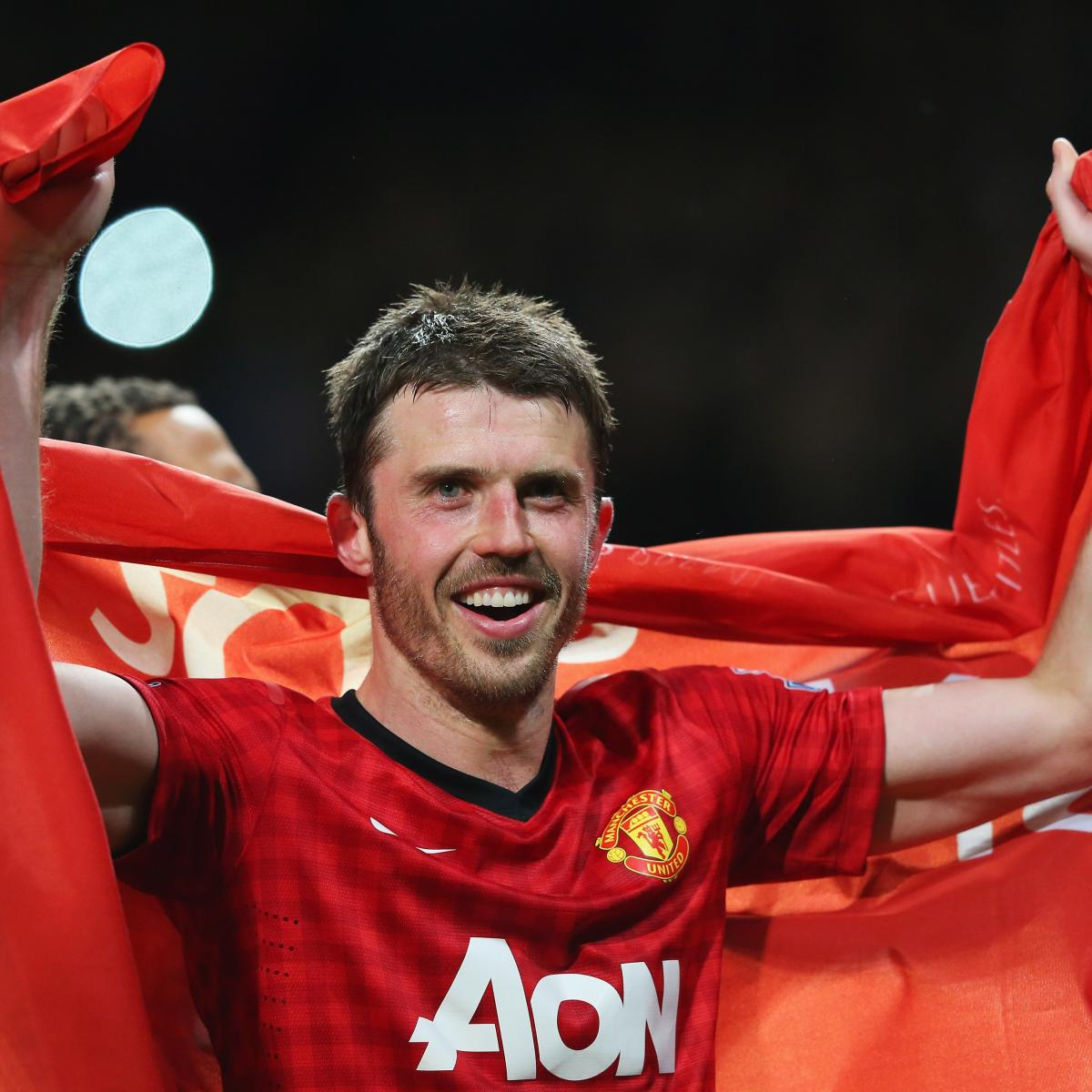 Michael Carrick Has Earned New Contract At Manchester