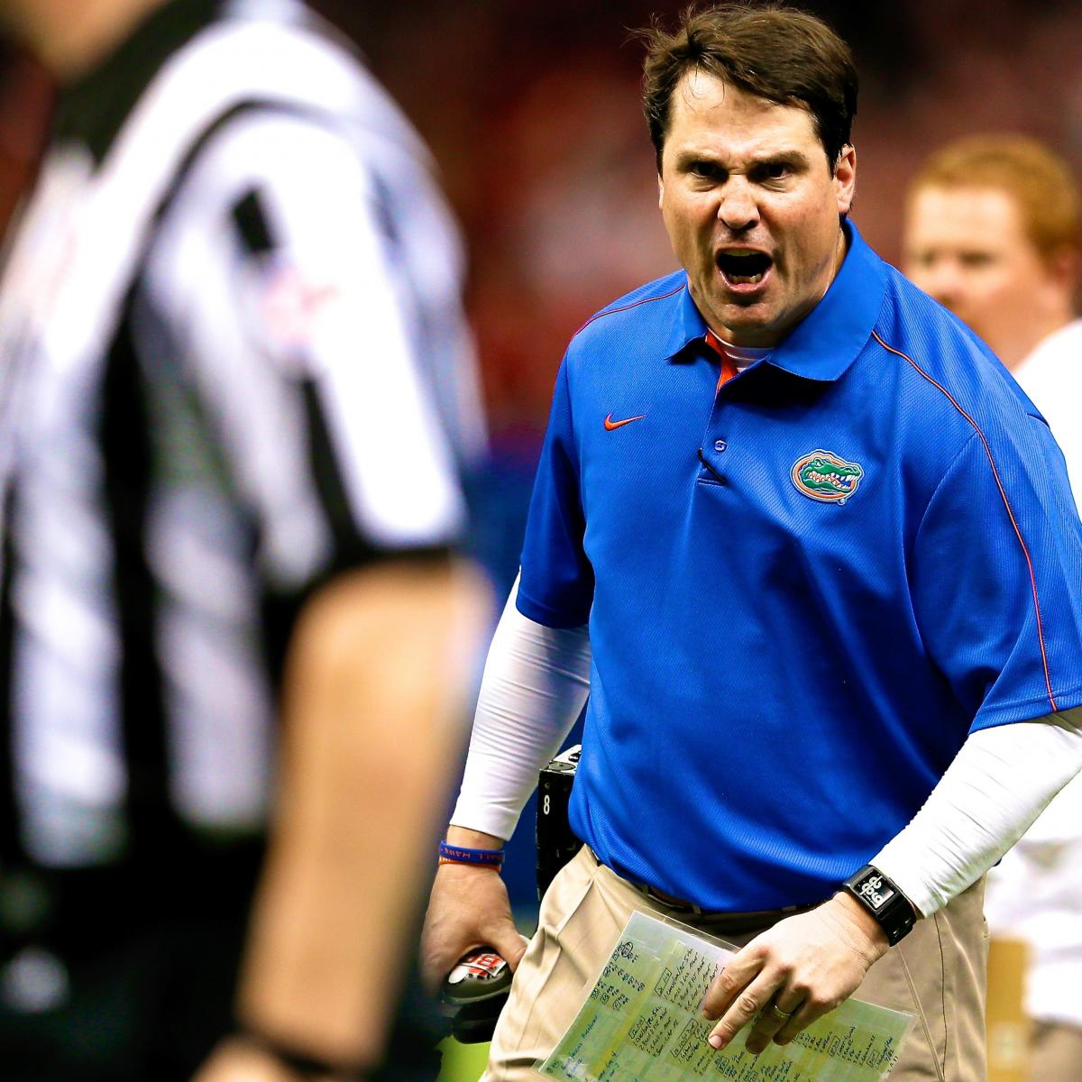 If Will Muschamp Is Fired at Florida, Who Are Some ...