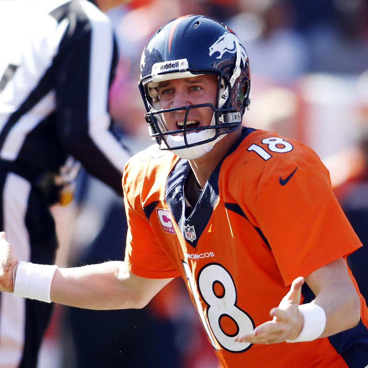 Denver To Hawaii: Denver Broncos: How Can They Better Protect Peyton Manning