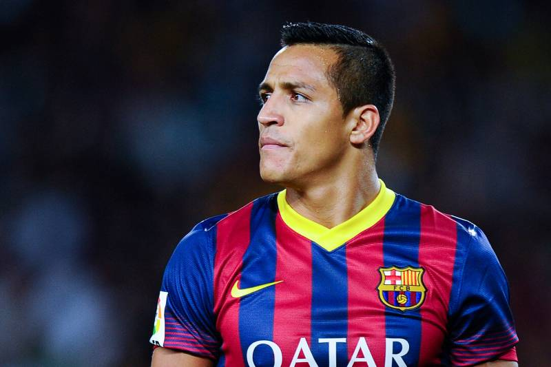 a0e268a905d Alexis Sanchez Reportedly Slams Manchester United and Arsenal Academies