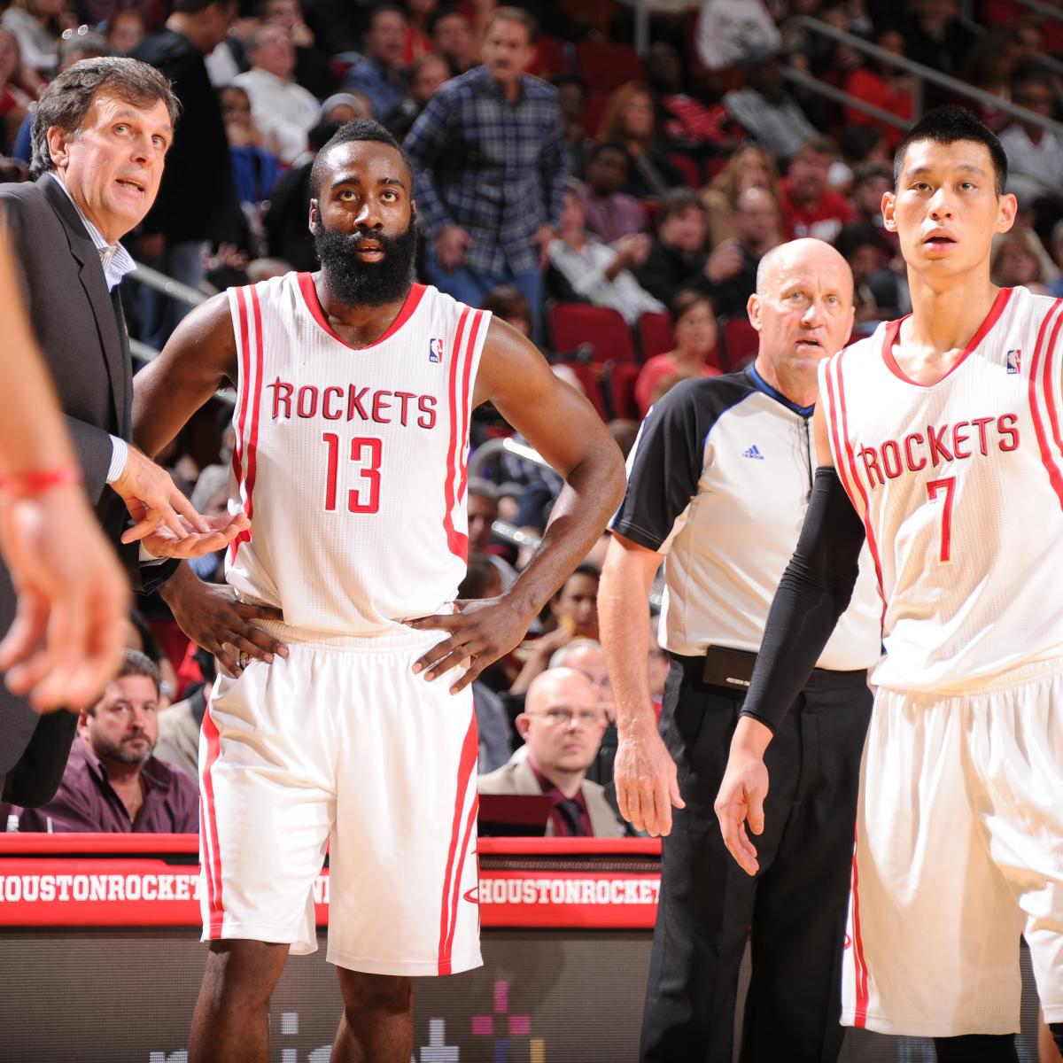 38031133c7f0 Breaking Down Adjustments Rockets Coach Kevin McHale Still Needs to Make