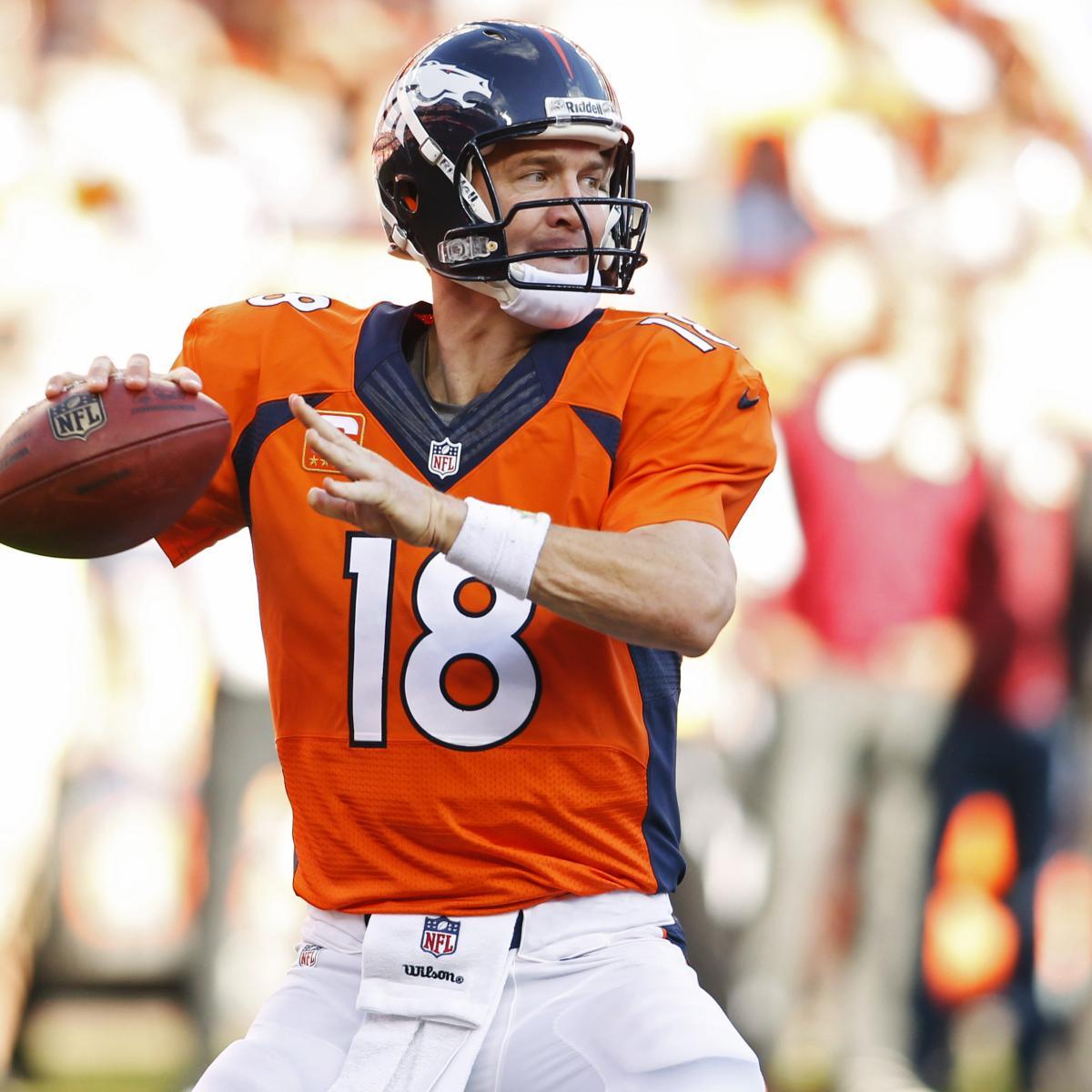 San Diego Chargers Bye Week: Kansas City Chiefs Vs. Denver Broncos: Breaking Down