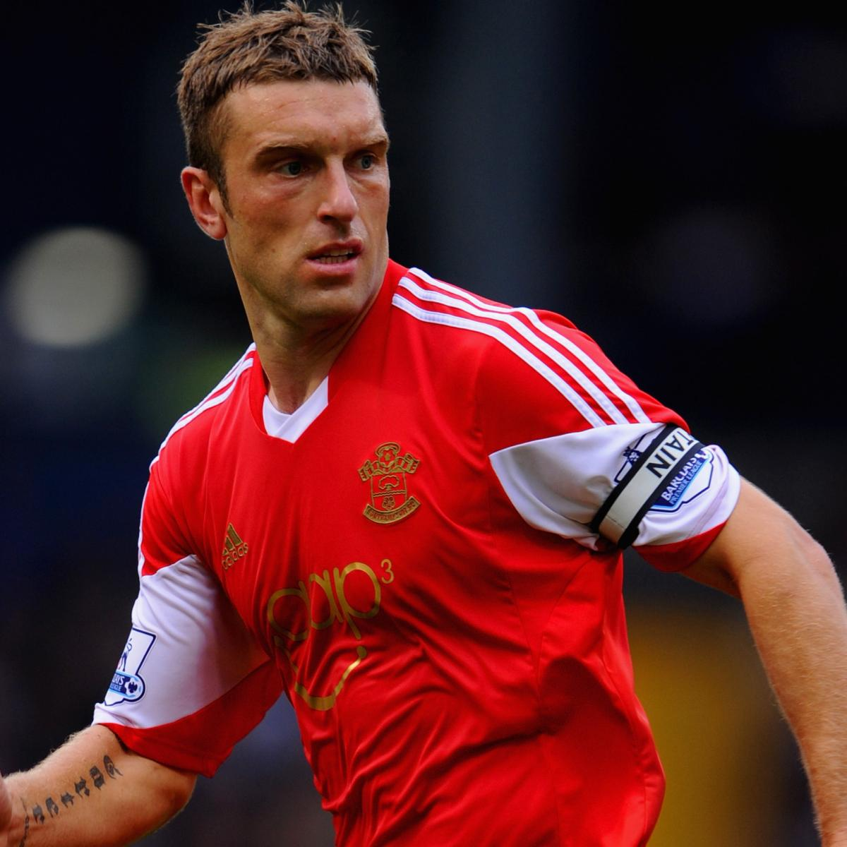 Rick Lambert: Rickie Lambert Injury: Updates On Southampton Star's