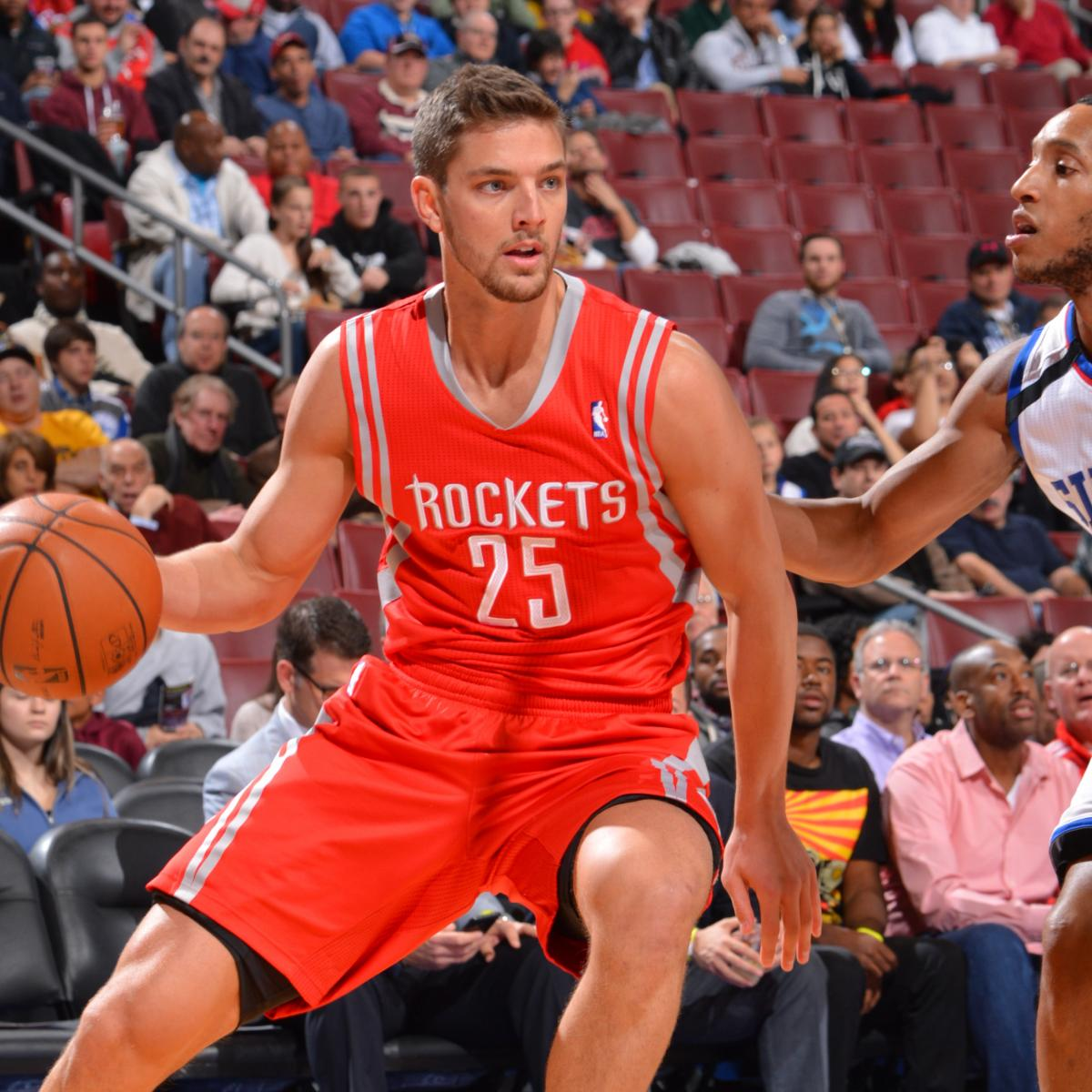 Houston Rockets Championship Roster: Is Chandler Parsons No Longer Underrated For Houston
