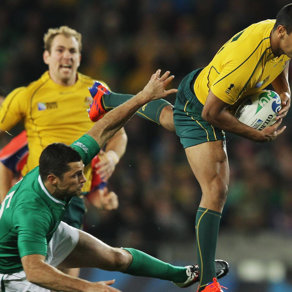 Ireland Vs. Australia Rugby 2013: Date, Time, Live Stream