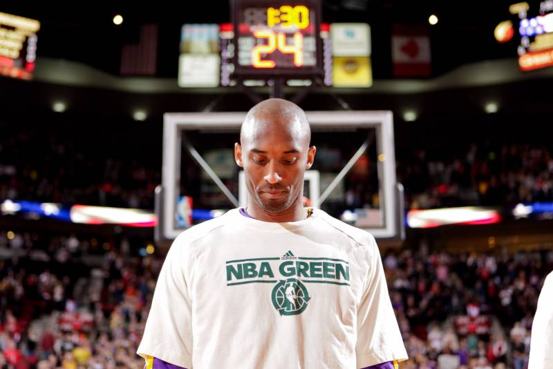 Kobe Bryant Represents LA Lakers Fans' Last Hope for 2013-14