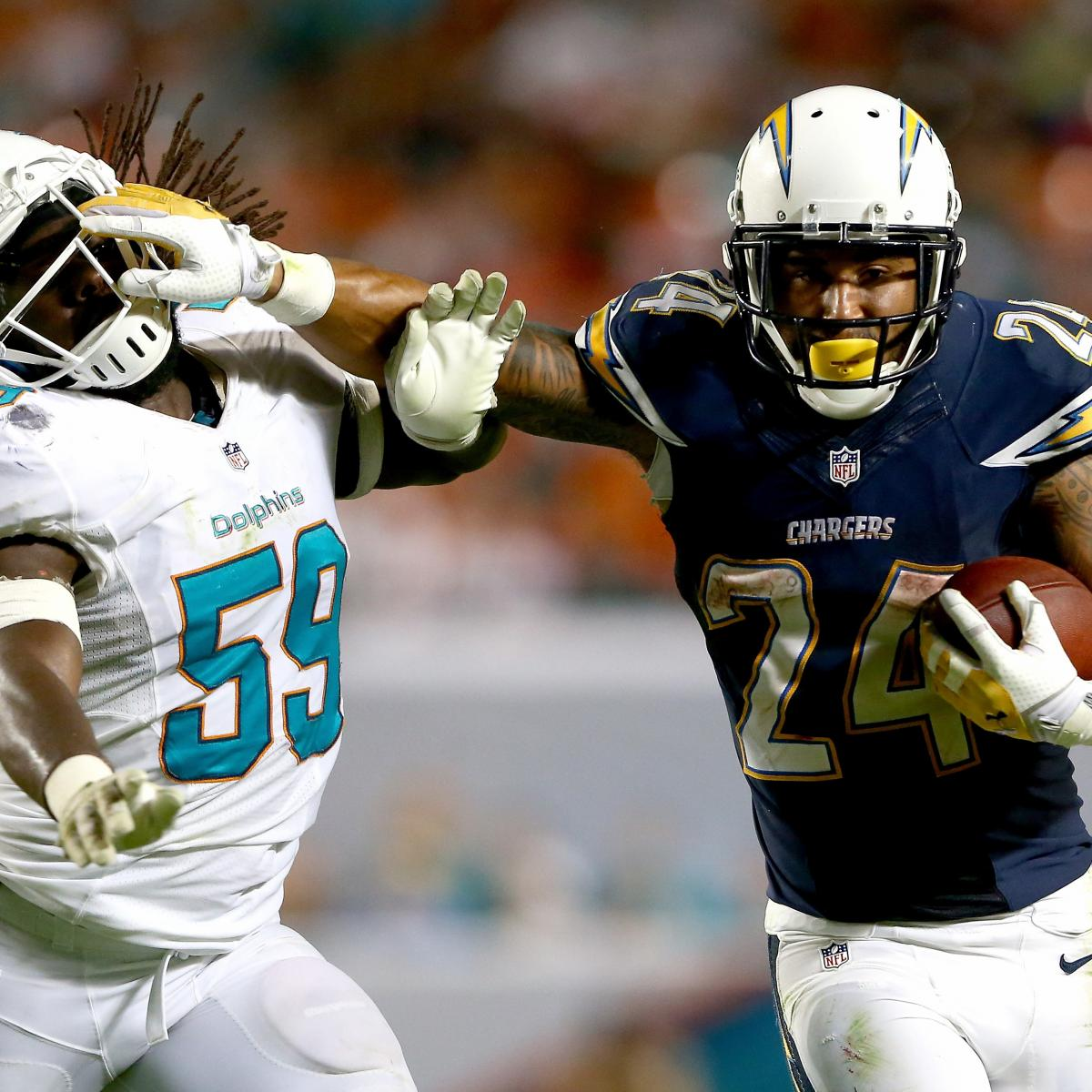 San Diego Chargers Fantasy: Ryan Mathews' Updated 2013 Fantasy Outlook After Week 11
