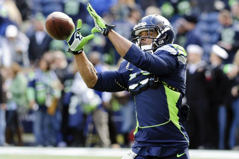 Percy Harvin Seahawks Hit Bye At Perfect Time Bleacher