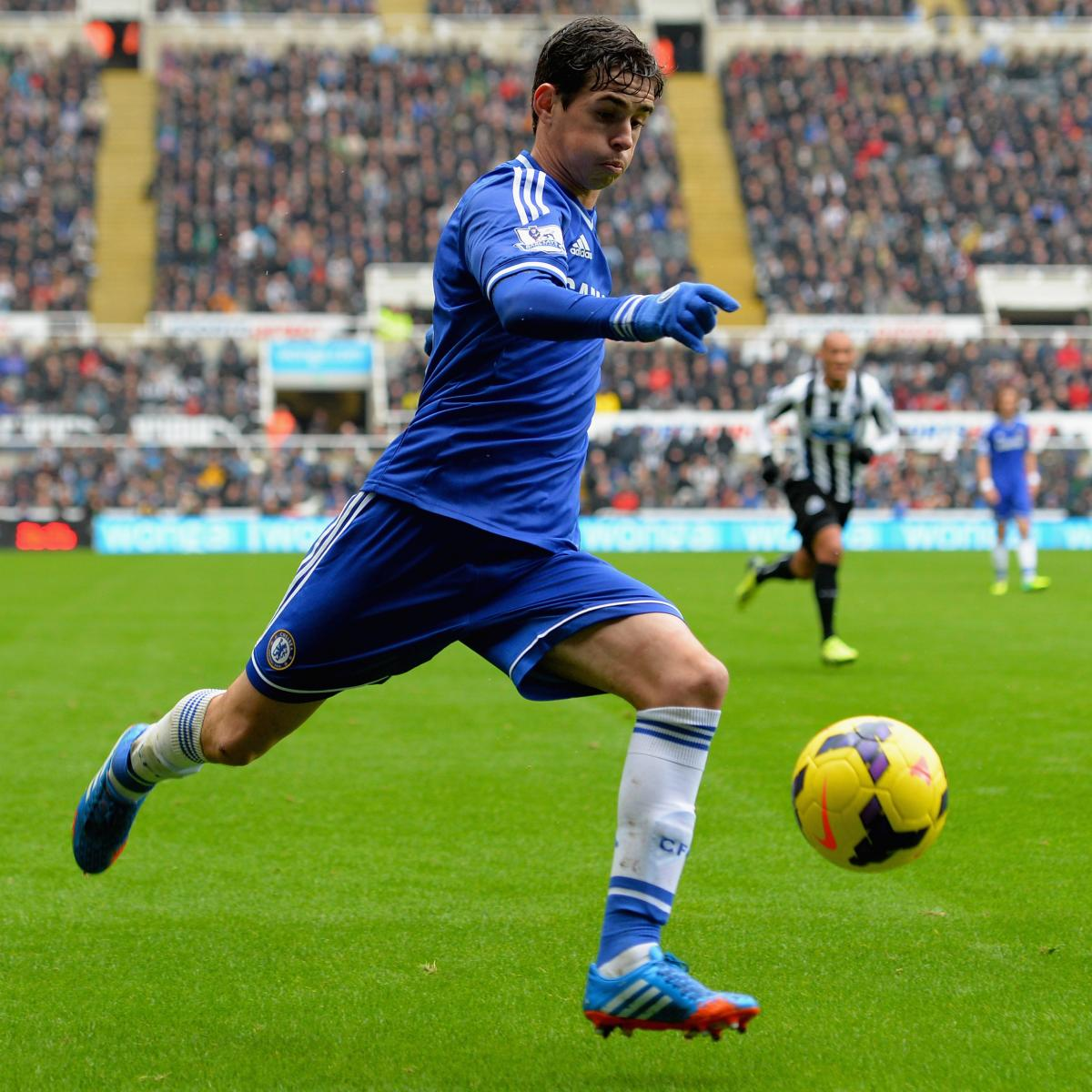 Oscar Chelsea: Oscar Joined Chelsea Despite The Temptation Of Real Madrid