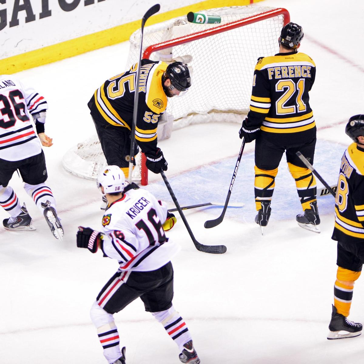 Ranking the 5 Most Heartbreaking Losses in Boston Bruins ...Bruins Bleacher Report