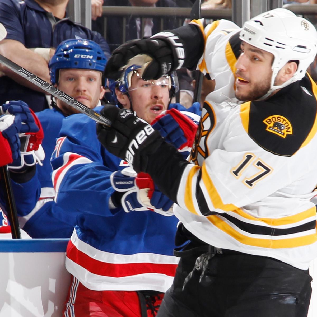 Preview, Prediction For Boston Bruins Season Series Opener