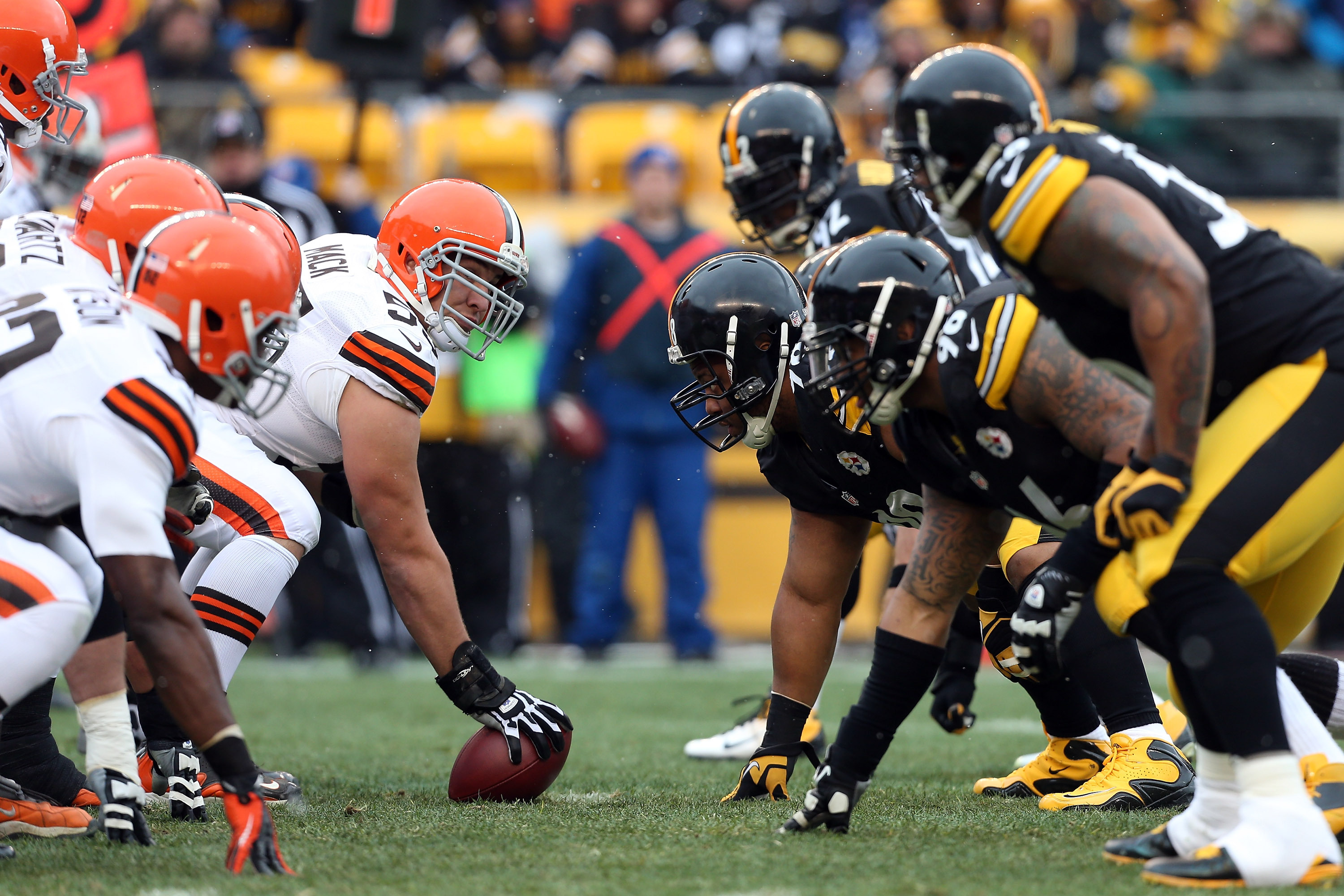 pittsburgh steelers cleveland browns betting line