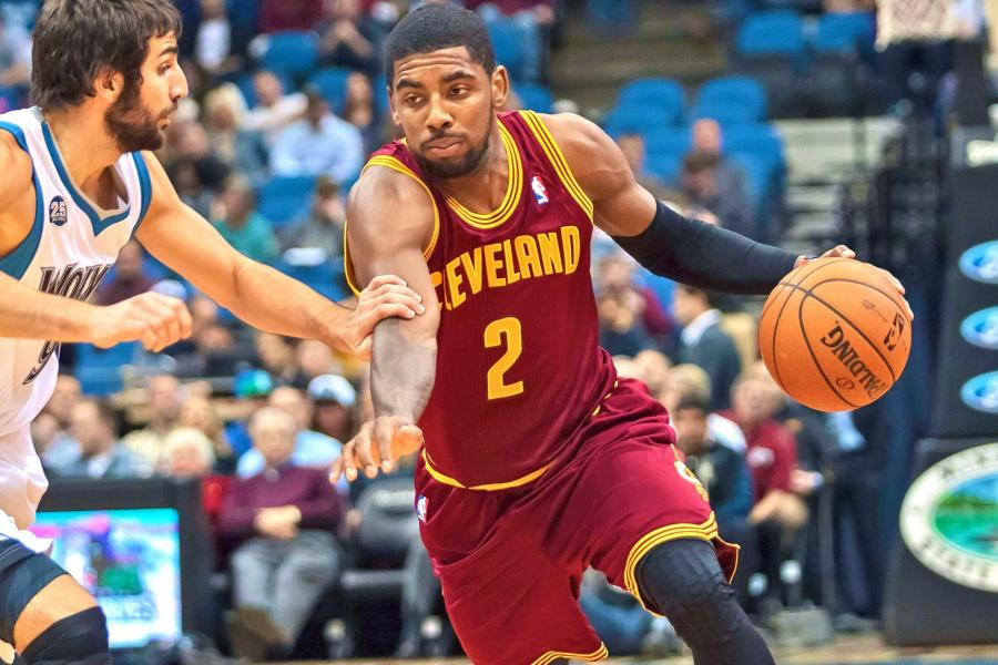 aa1a9808bec Kyrie Irving Reveals His Ball-Handling Secrets   I Have Counters to Every  Move