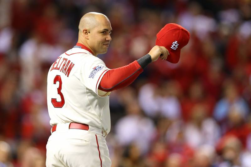 Carlos Beltran Rumors Latest Buzz On Where Top Free Agent